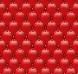 Capitonné rouge-3