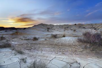 Desierto de Las Bardenas Reales (Navarra)