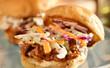 bbq pulled pork sandwich sliders