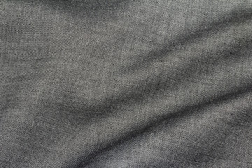 elegant gray cotton fabric