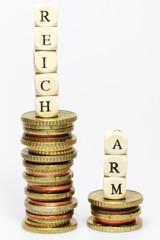 Einkommensverteilung