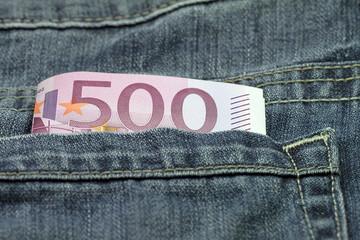 Fünfhundert Euro