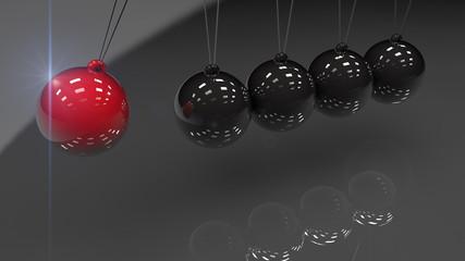 Metallic Balls