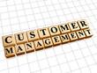 customer management in golden cubes