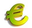 3D Goldzeichen - Euro V