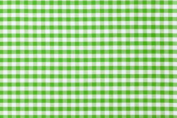 Tischtuch, grün kariert