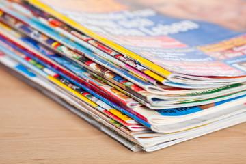 Illustrierte Zeitschriften