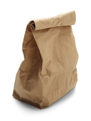 Crunched Lunch Bag
