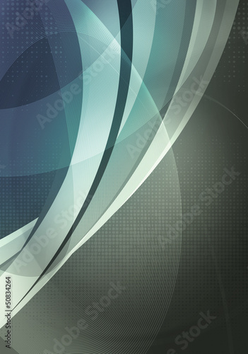 abstract shape template