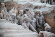 vivid terracotta warriors