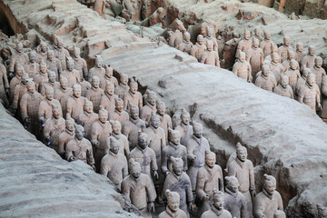 China's terracotta army