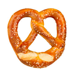 fresh german pretzel