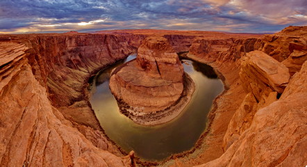Horse Shoe Bend Canyon