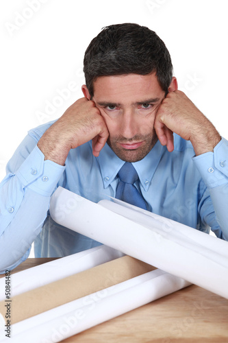 Unproductive worker