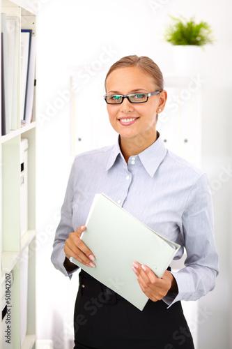 Corporate worker