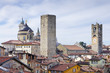 Italian architecture, italian buildings in Bergamo