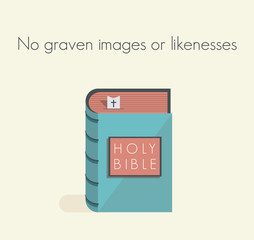 No graven images or likenesses