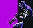 Trumpet player - 50844066