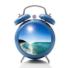 sveglia vacanze spiaggia
