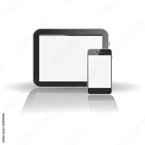 tablet - smartphone -MIRROR