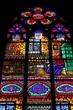 Votive Church stained glass, Vienna