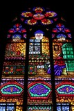 Votive Church stained glass, Vienna