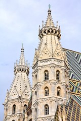 Vienna cathedral - Stephansdom