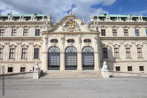 Vienna palace - Belvedere