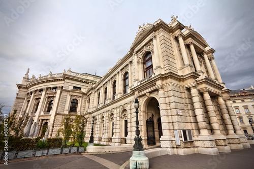 Vienna - Burgtheater opera house
