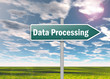 "Signpost ""Data Processing"""