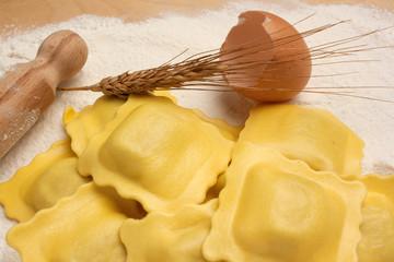Ravioli - Tortelli