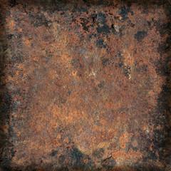 grunge rusty metal  texture