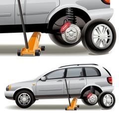Tire repairs