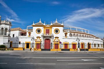 Real Maestranza de Caballeria de Sevilla, in Seville, Spain