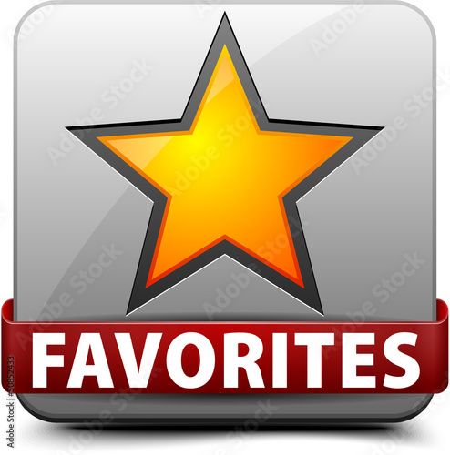Favorites button