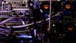 Working network server.