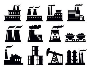 building factory icon