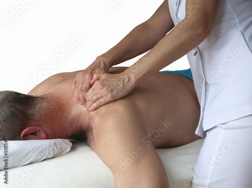 Trapezius Stretch