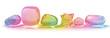 Pretty Rainbow Crystals - 50856294