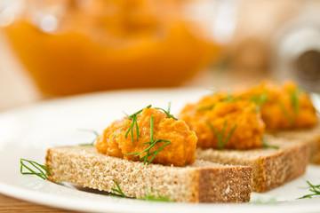 caviar squash