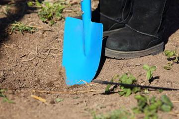 Digging a Garden