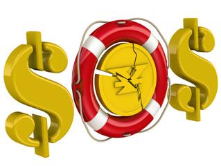 Сигнал SOS. Финансовый кризис