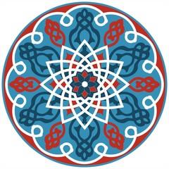 ottoman circle motif