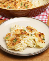 Dauphinois Potatoes