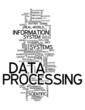 "Word Cloud ""Data Processing"""