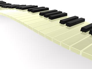 Pianotasten