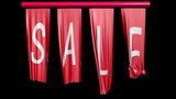 Sale Banners Unfurl, Straight-on version