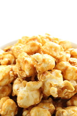 sweet caramel pop corn