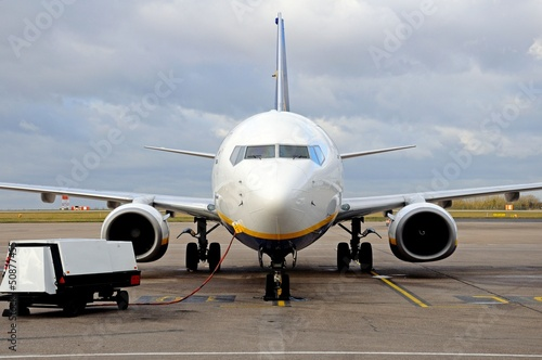 Boeing 737-800 parked © Arena Photo UK