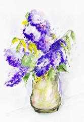 impression  spring lilac